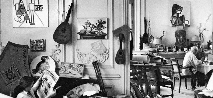 毕加索:有趣的灵魂万里挑一