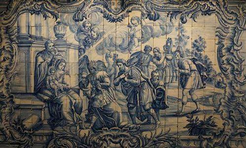 ﹁釉彩国度-葡萄牙瓷板画500年﹂