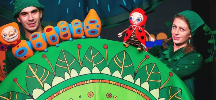 上海国际儿童戏剧展演7月回归