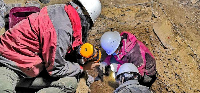 青藏高原发现迄今最早人类活动证据