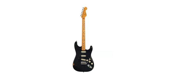 佳士得纽约拍卖吉尔摩吉他
