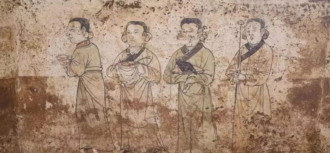 山西朔州发现一处元代壁画墓