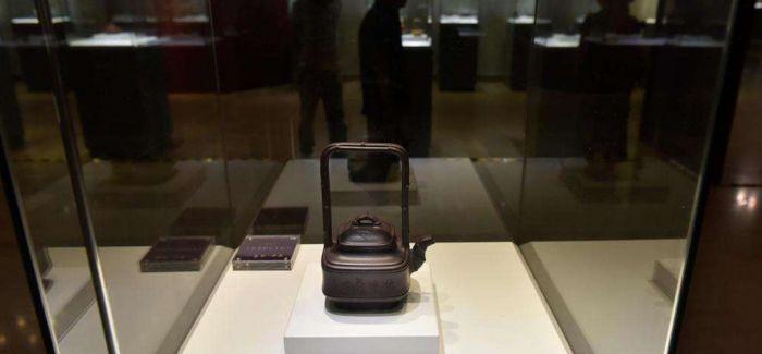 108件(套)紫砂精品亮相中国美术馆