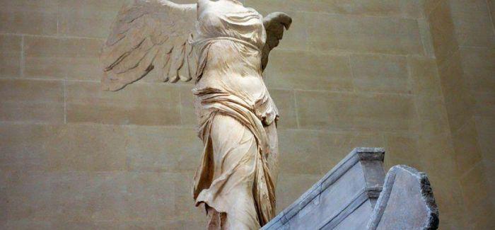 卢浮宫工艺品馆里的精美器物
