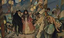 古典大师及十九世纪绘画上拍佳士得
