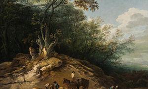 风景画展丨穿越大洋的艺术