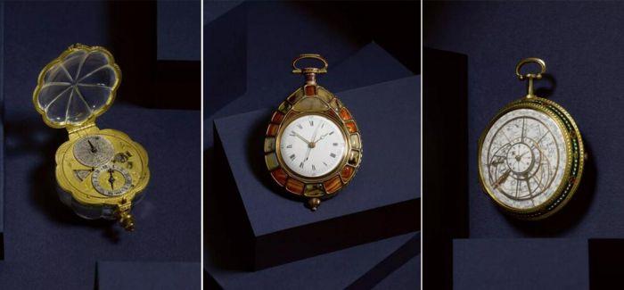乔治・丹尼尔钟表作品上拍「时间杰作」系列