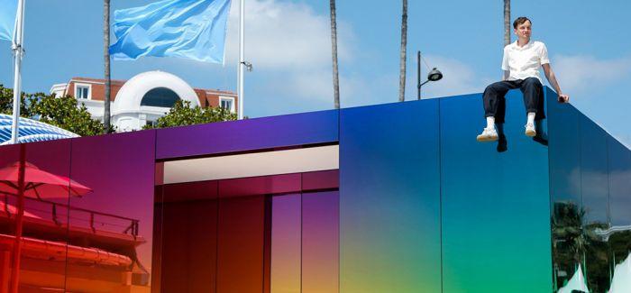 多彩玻璃小屋闪耀戛纳国际创意节