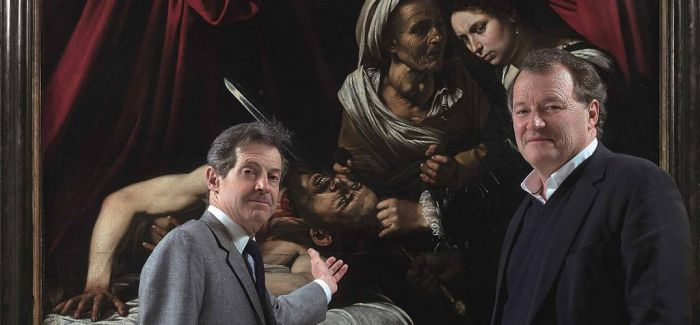 约1亿美元 疑似卡拉瓦乔画作拍前被私购|一周艺事