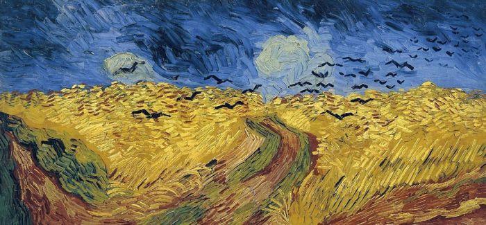 从向日葵到麦田 梵高用色彩描绘了自己的一生