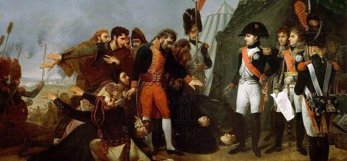卢浮宫举办安托万-让·格罗绘画作品展
