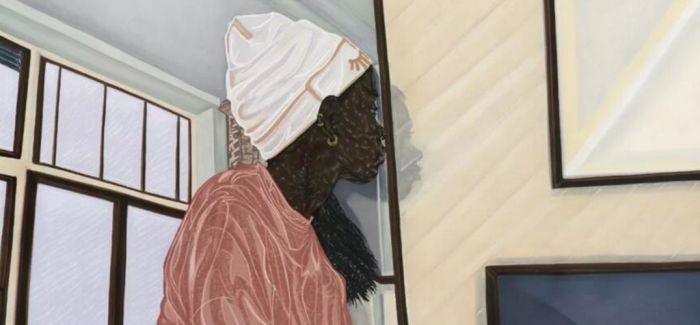 伦敦当代艺术晚拍 培根《自画像》以1650万英镑夺魁