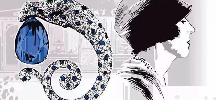 珠宝与女性