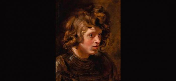 伦敦苏富比晚拍将呈献鲁本斯早期头像油彩速写作品
