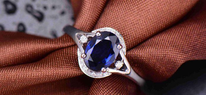戒指与手型