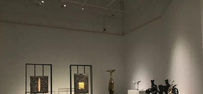 """朱峰雕塑个展""""路转 · 峰回""""在西安崔振宽美术馆隆重开幕"""