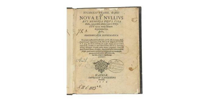 十六和十七世纪出版著作上拍佳士得伦敦