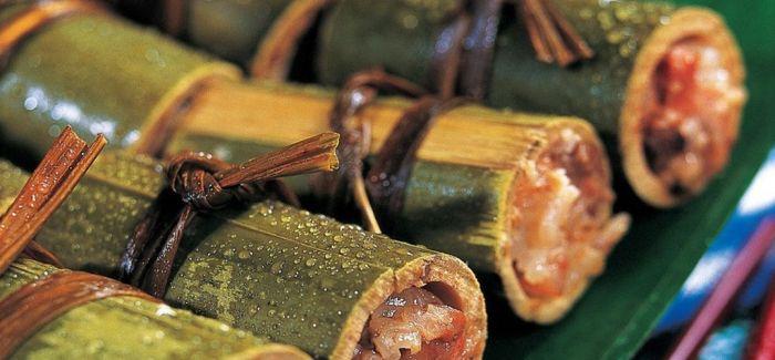西双版纳的傣族菜