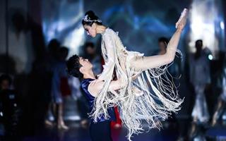 时尚现代舞剧《Reborn 重生》亮相上海高级定制周