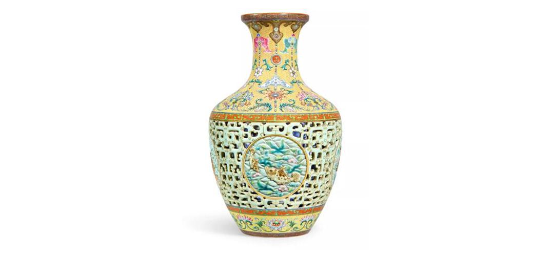 那些破拍卖纪录的中国艺术品