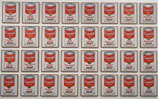 波普艺术与消费文化