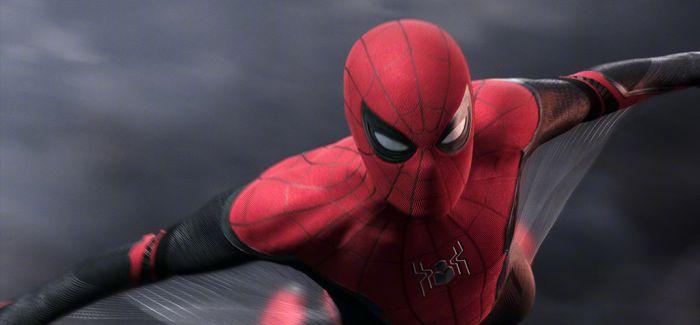 """《蜘蛛侠:英雄远征》:离""""家""""很远的小蜘蛛"""