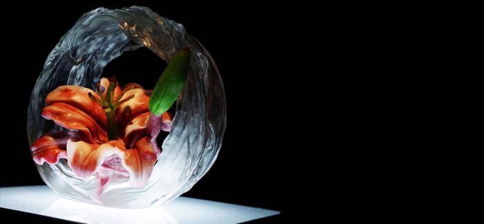 透视玻璃艺术品市场