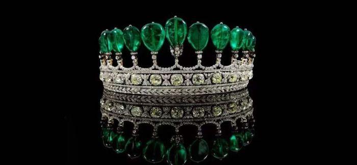 """所谓珠宝界的""""五皇一王一后"""""""