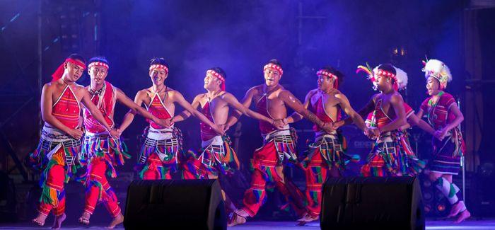 台湾歌舞首次亮相湖南(南山)六月六山歌节