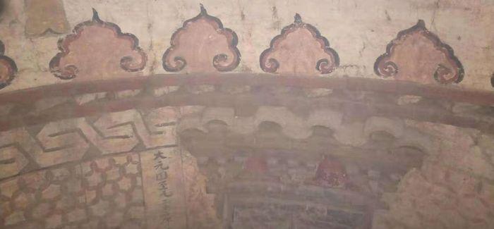 山东济南发现一处元代砖雕壁画墓葬