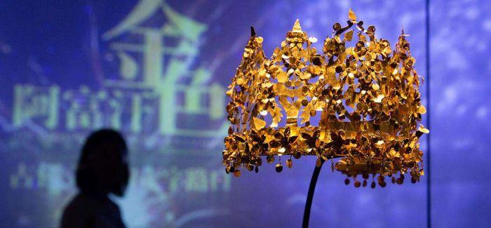 231件(套)阿富汗文物南京博物院展出