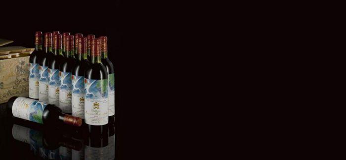苏富比拍卖呈献跨越四十年的珍藏美酒