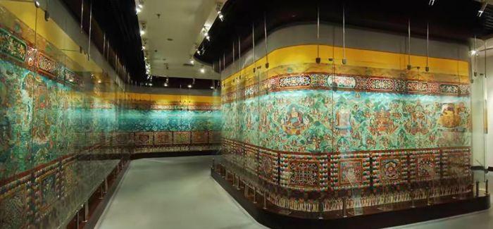 海外华媒探访藏博物院 期待了解更多藏文化