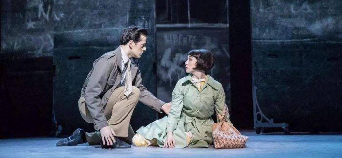 伦敦英文原版音乐剧《一个美国人在巴黎》登陆沈阳