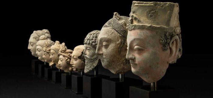 大英博物馆公布归还从阿富汗走私的佛头文物