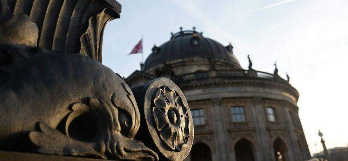 """柏林博物馆岛的""""文化卫城"""""""