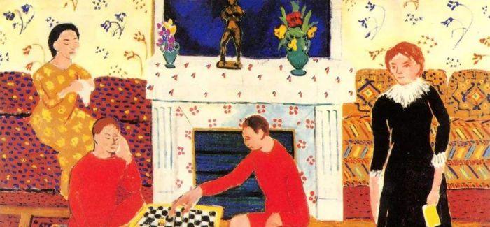 亨利·马蒂斯:我的画仿若一张舒适的沙发