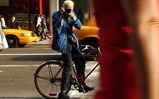 镜头中的街拍和时尚