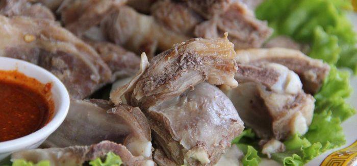 潜藏在羊肉中的饮食文化