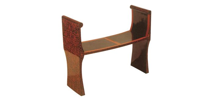 曾侯乙墓中的漆木家具