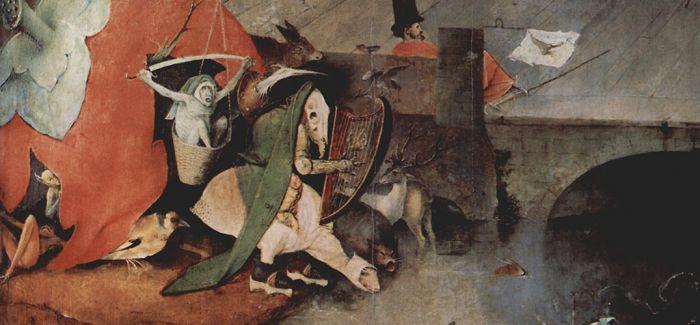 艺术史里的7件恐怖作品