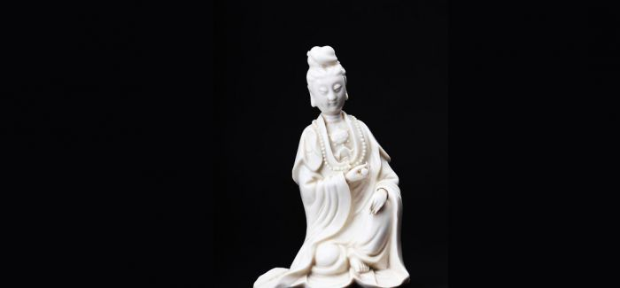 探索中国瓷塑的顶点