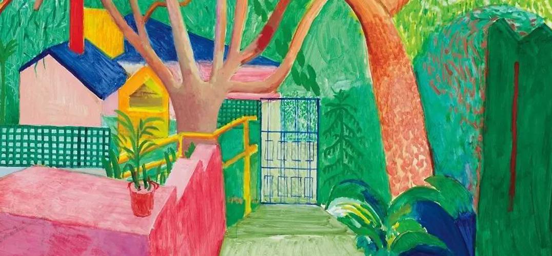 木木美术馆与泰特合作呈现大卫·霍克尼作品