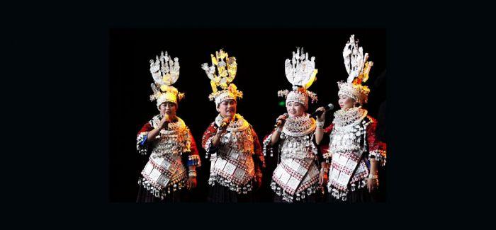 中国原生民歌节开幕