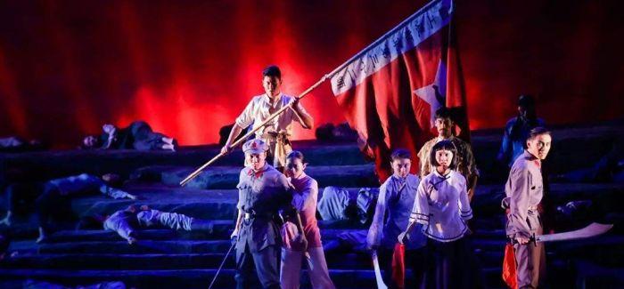原创舞剧《立夏》:用热血浇铸信仰