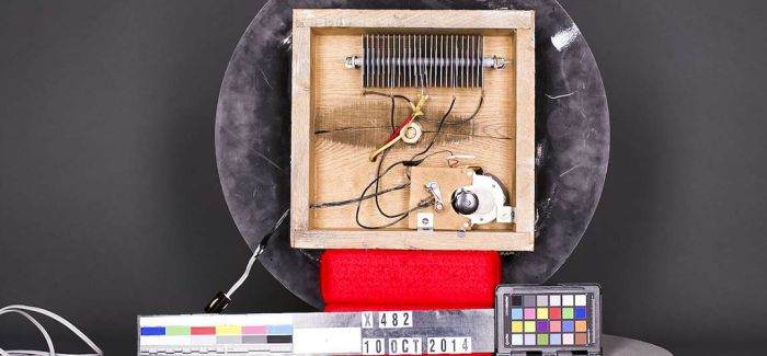 泰特美术馆的塔基斯 了不起的磁力装置