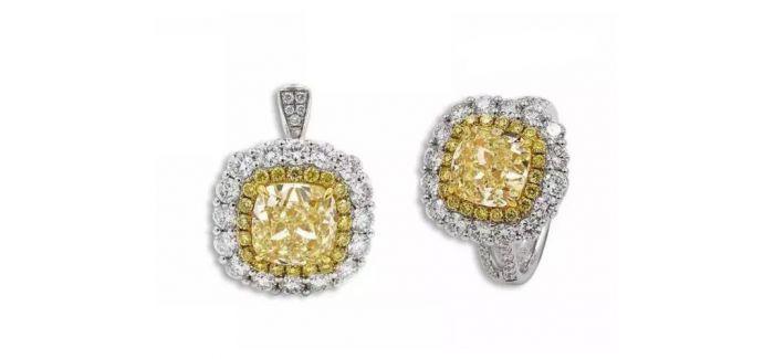 黄蓝宝VS黄钻 你会收藏哪个?