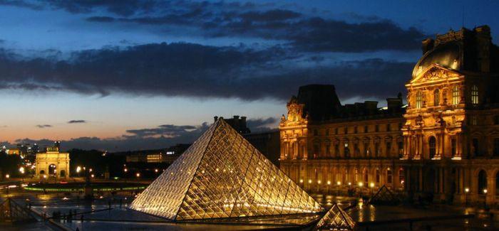 夜游卢浮宫不用钱?还可以这么玩