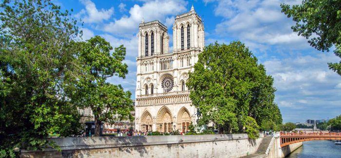 巴黎圣母院重建方案 两名中国建筑师作品夺冠