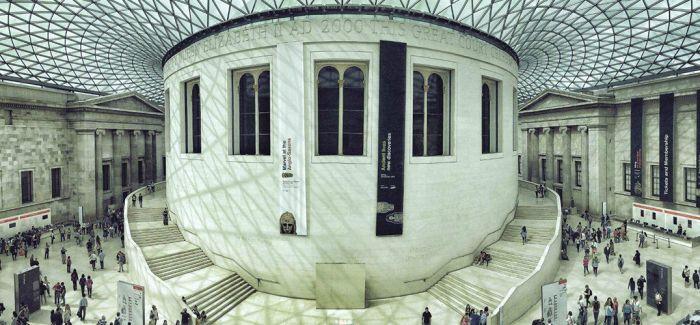 """大英博物馆中的""""不可能"""""""